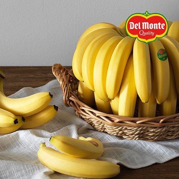 (델몬트프레쉬)  델몬트  필리핀 클래식 바나나 트윈팩x4개 상품이미지