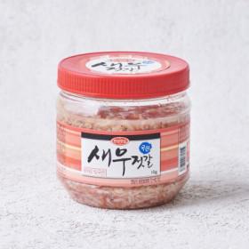 한성)새우젓(국산) 1KG