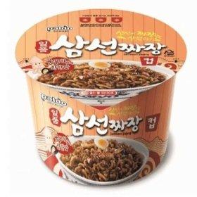 (행사상품)팔도_일품삼선짜장큰컵_100G