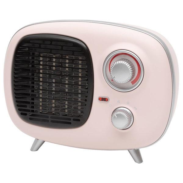 한양테크 미니 레트로 히터 HY-1965M(핑크) 상품이미지