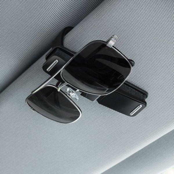 (핫트랙스) YAC-차량용 선글라스 클립 카드수납 상품이미지