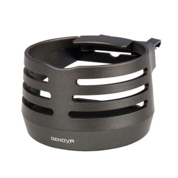 (핫트랙스) 제노바 벤트 클립 컵 수납 홀더 블랙 상품이미지