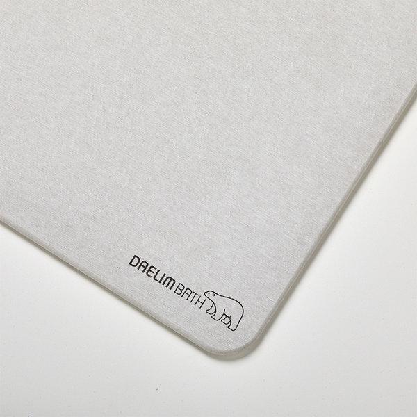 대림바스 양면 규조토발매트+실리콘미끄럼방지패드 상품이미지