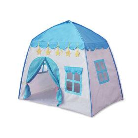 코지 하우스 텐트 블루