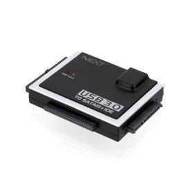 무료배송-NEXT-518U3/IDE+SATA올인원 멀티젠더 USB3.0