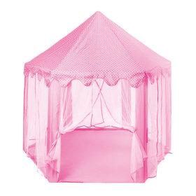 코지 궁전 텐트 핑크