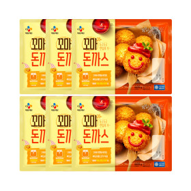 고메 바삭튀겨낸 꼬마돈카츠 450g (냉동) 6개