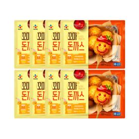 고메 바삭튀겨낸 꼬마돈카츠 450g (냉동) 8개