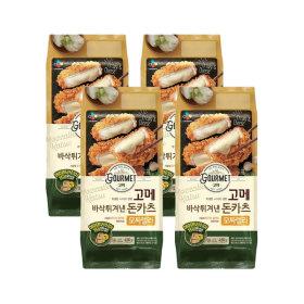 고메 바삭튀겨낸모짜렐라 돈카츠 450g (냉동) 4개
