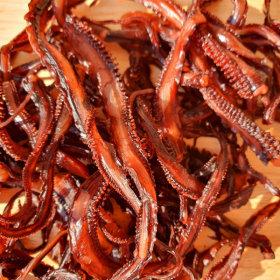 가문어 통족 꼬랑지(꼬리) 1kg / 오징어 반찬 식자재