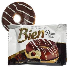 비엔 도넛 케이크 40g/도넛츠/초코파이/빵/케잌/간식