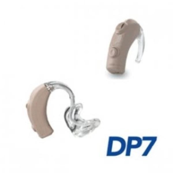 DP7 귀걸이형 보청기+배터리(40알)+습기제거기+케이스 상품이미지