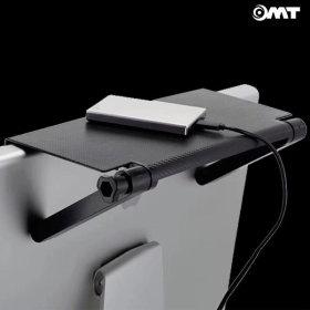 OMT 책상 정리 상단 수납 모니터 받침대 선반 OSO-P10