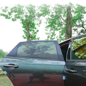 차박 모기장 햇빛가리개 겸용 방충망 차량용 캠핑 XL