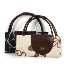 SM 휴대용 시장가방 베이지 / 마트용 가방 재활용가방