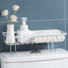 철재 다용도 욕실 변기 수납선반 정리대