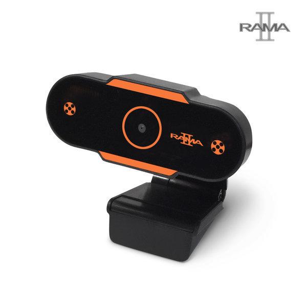 라마투 RAMA-WC100 웹캠 PC카메라 화상캠 30만소 상품이미지