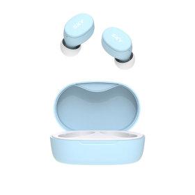 스카이 핏 블로썸 블루투스이어폰 IM-A100BS 블루