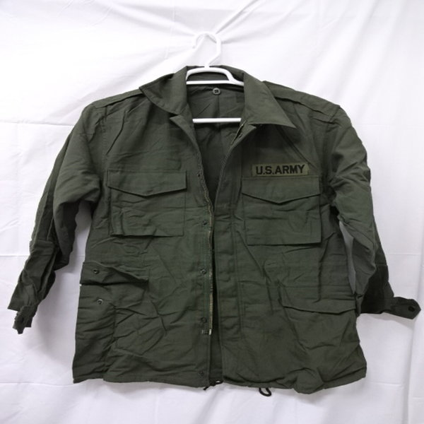 80s예비군 민무늬야상  국산야상 한국군야상자켓KOREA 상품이미지