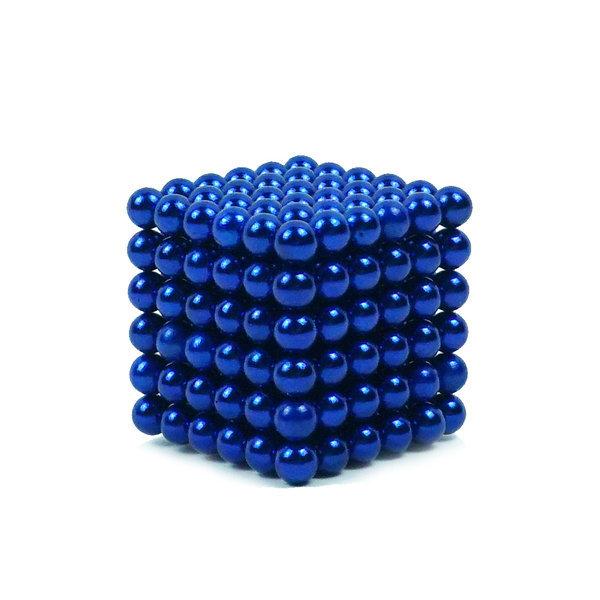 네오큐브 5mm(파랑) 자석블럭 구슬자석 13색상 상품이미지