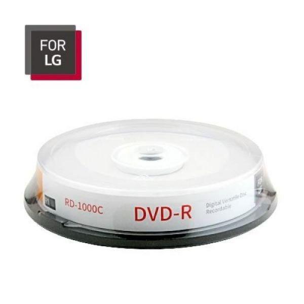 LG DVD-R 10P 상품이미지