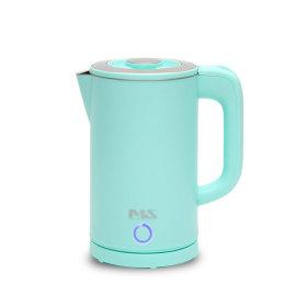 무선 전기 포트 주전자 커피 포트 민트 MS0422-HM