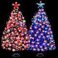 명품 LED+광섬유트리 풀세트1.3M~1.8M 크리스마스선물