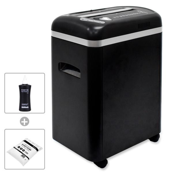 문서세단기 PK-7012 중형 가정 사무용 파쇄기 16L 12매 상품이미지