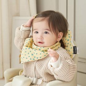 극세사  스카프빕 / 아기의자 하이체어 외출용품