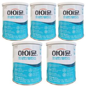 하이뮨 프로틴 밸런스 304g X 5통 장민호 단백질(+쉐이크보틀)