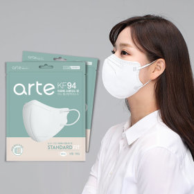 KF94 Made in Korea Mask Non-medicinal Product MFDS Certified Individual Packaging 100pcs