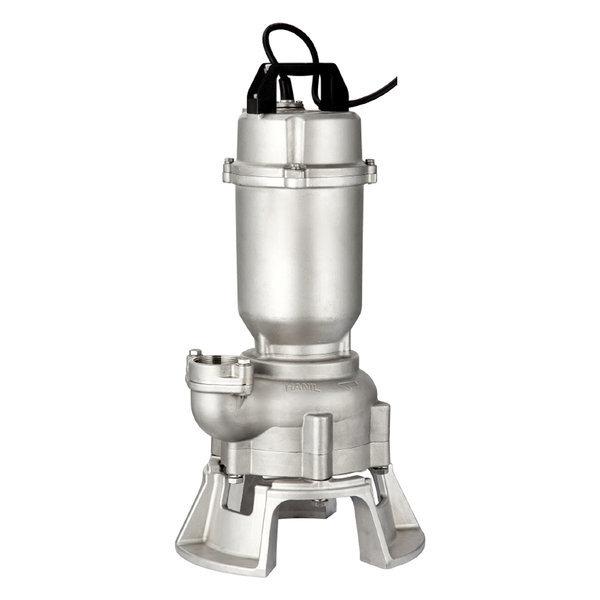 IPnCSS-0033N50SS (0.5HP)스테인레스 오수용 수중펌프 상품이미지