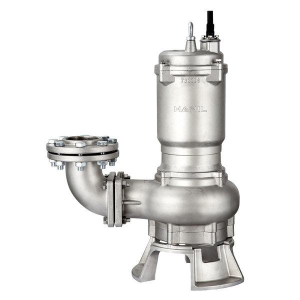 IPnCSS-0133NA65SS (1HP) 스테인레스 오수용 수중펌프 상품이미지