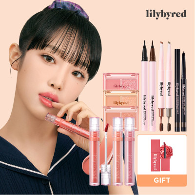 lilybyred/hatherine spring makeup up to 74%