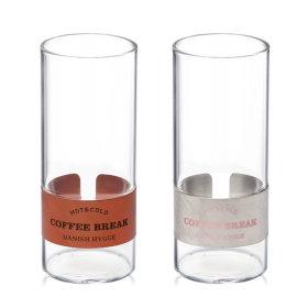 헤리티지 글라스 300ml (2P)/ 물컵 커피컵 유리컵