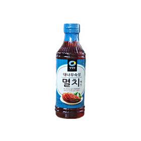 청정원대상/청정원 멸치액젓 750g