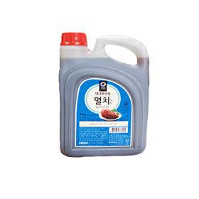 청정원대상/청정원 멸치액젓 3kg