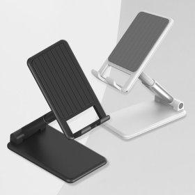 스마트폰 태블릿 탁상형 스탠드 접이식 거치대 받침대