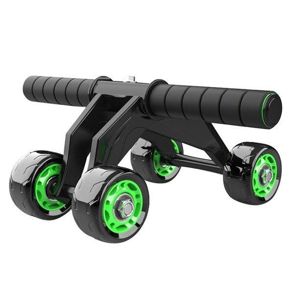 (헬스몬(Healthmon)) AB슬라이드 4륜 롤아웃 롤링 상체운동기구 전신 복부 허리 복근운동 기구 상품이미지