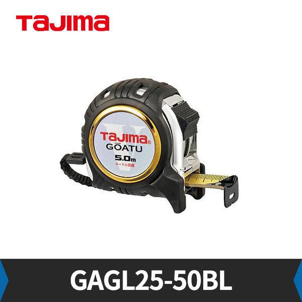 타지마 고아츠 줄자 GAGL25-50BL 5.0M 25mm 상품이미지