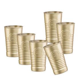 오피치나 유리컵 (6P)/ 물컵 맥주컵 음료컵