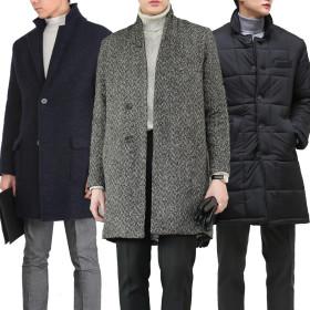 남자 코트/오버핏 코트/남성코트/봄코트/롱코트