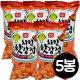 (무배)치킨 핫강정 37g x 5봉/치킨스낵/닭다리스낵