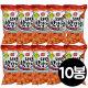 (무배)치킨 핫강정 37g x 10봉/치킨스낵/닭다리스낵