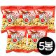 (무배)뻥이요 골드 35g x 5봉/뻥튀기/보리과자/간식