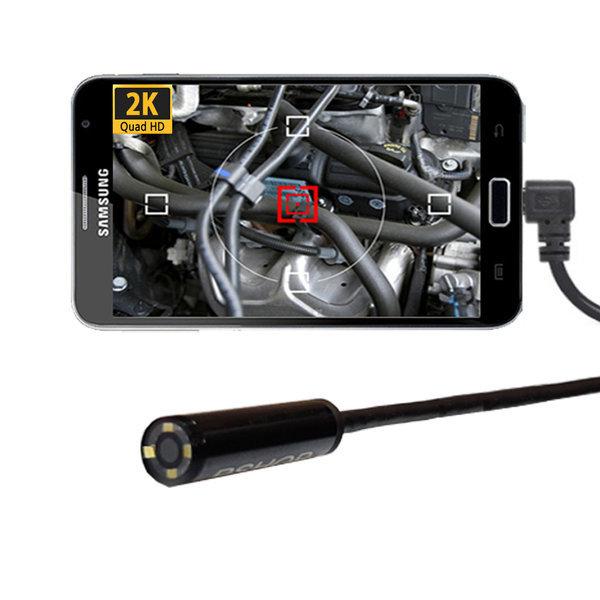 PS-AEC5010 500만 산업용 스마트폰 내시경카메라 10M 상품이미지