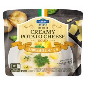 폰타나 아이리쉬 크리미 포테이토 치즈 수프 180g