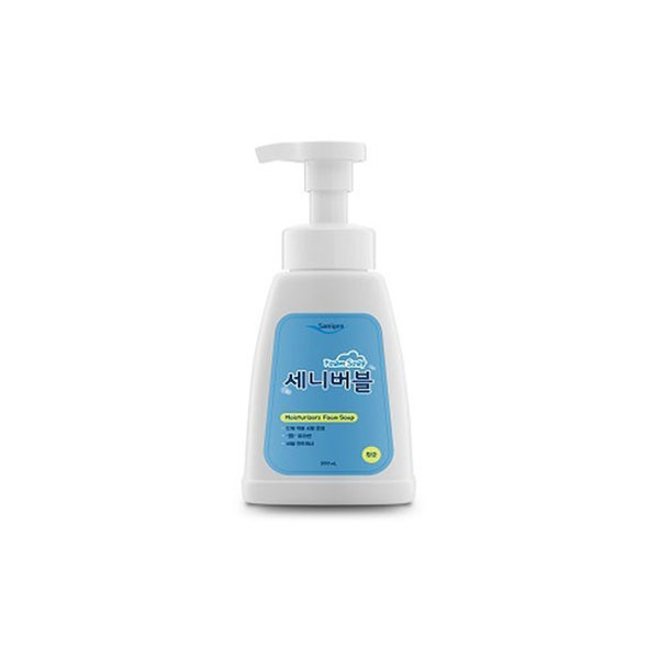 세니버블 향균 손세정제 (비누)500ml 상품이미지