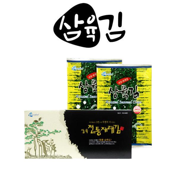 삼육김 선물세트 2호/6매X20봉 상품이미지