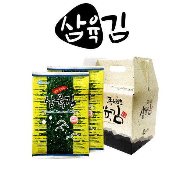 삼육김 선물세트 1호/6매X10봉 상품이미지
